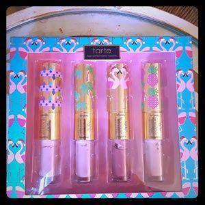 Tarte flawless foursome lip gift set